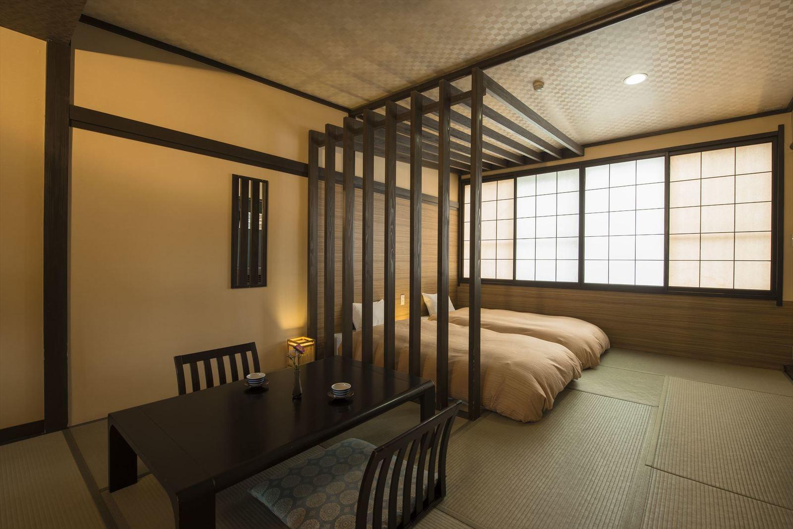 【ザ・メイン棟】スーペリアルーム(和室ベッド)