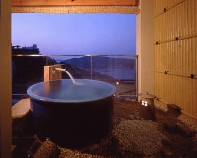 ◆海側<露天風呂付き>和室◆~和の粋と汐風を感じて~